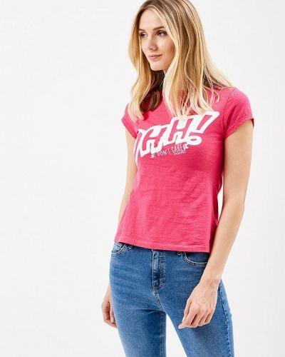 Розовая футболка Phard