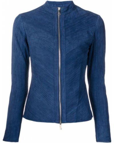 Синяя куртка Desa Collection