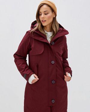 Зимняя куртка осенняя бордовый Bergans Of Norway