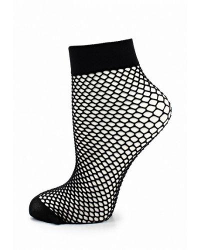 Черные носки итальянские Topshop