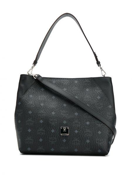 Сумка на плечо сумка-хобо с пряжкой Mcm