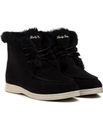 Ботинки - черные Ditas