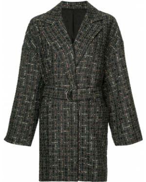 Куртка с люрексом Layeur