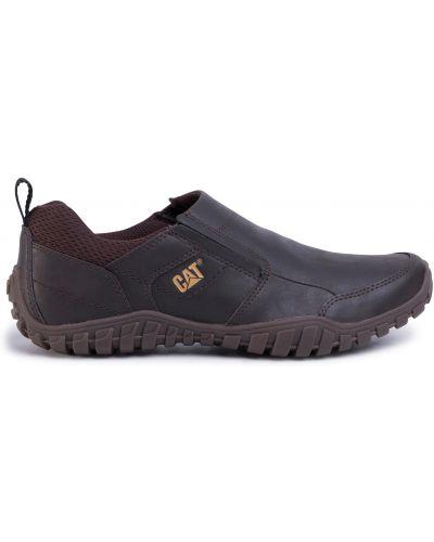 Туфли - коричневые Caterpillar