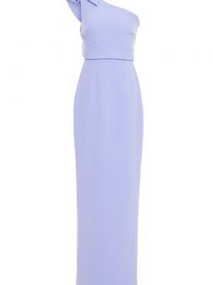 Fioletowa sukienka Safiyaa
