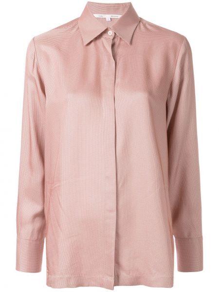 Классическая прямая классическая рубашка на пуговицах Bouguessa