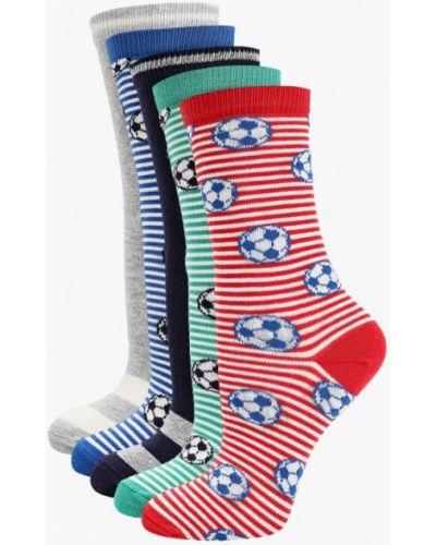 Красные носки Marks & Spencer