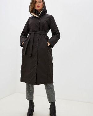 Зимняя куртка черная осенняя Weekend Max Mara