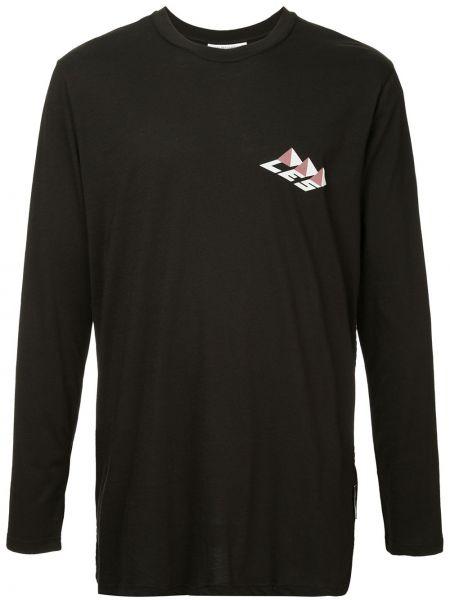 Черная футболка Les Benjamins