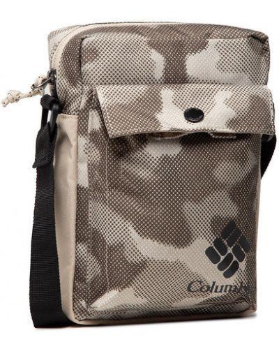 Beżowy plecak Columbia