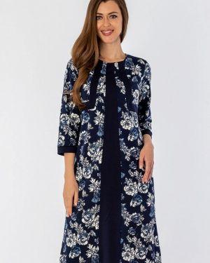 Платье - синее S&a Style