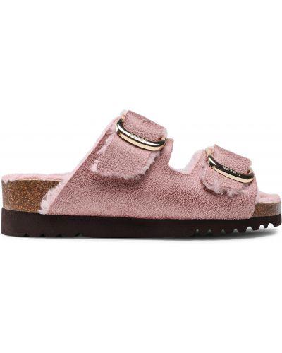 Тапочки - розовые Scholl