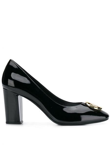 Туфли-лодочки черные Michael Michael Kors