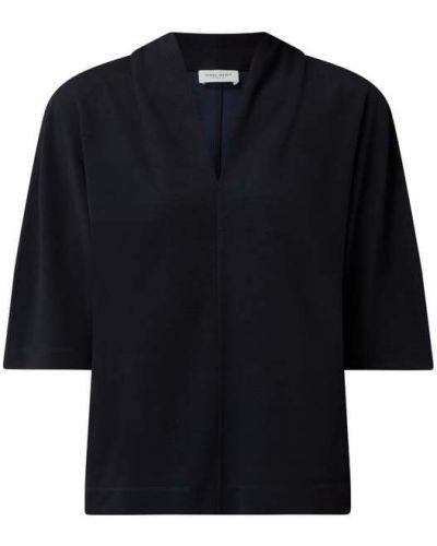 Niebieska bluzka z dekoltem w serek Gerry Weber