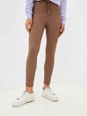 Джоггеры - коричневые Zabaione