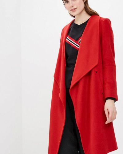 Платье осеннее красный Wallis