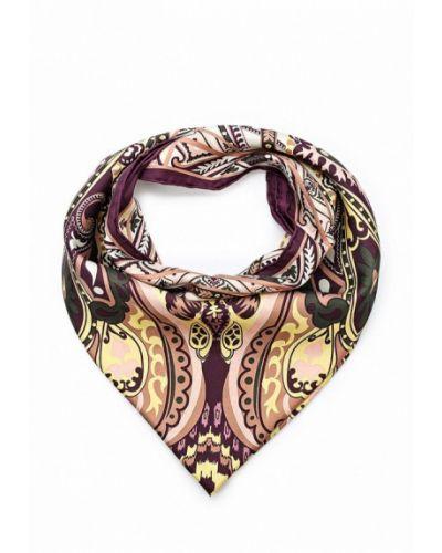 Фиолетовый платок Eleganzza
