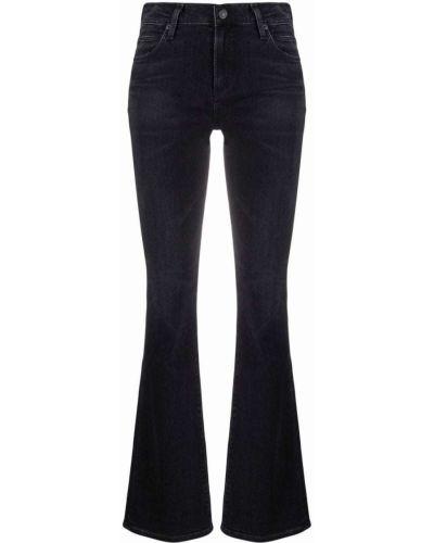 С завышенной талией черные джинсы классические с карманами Citizens Of Humanity