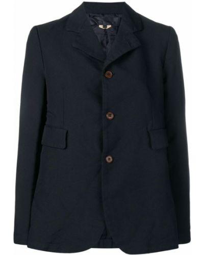 Классический пиджак с накладными карманами однобортный Comme Des Garçons Comme Des Garçons