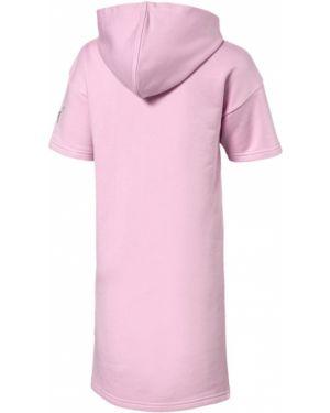 Платье с карманами классическое Puma