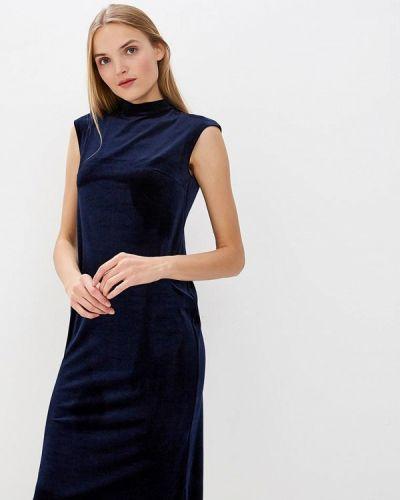 Платье - синее Tantino