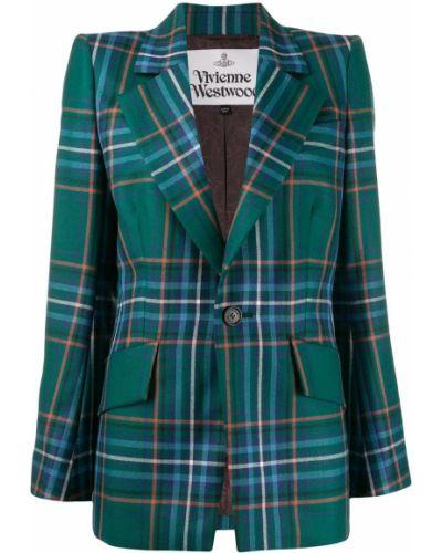 Удлиненный пиджак с карманами Vivienne Westwood Anglomania