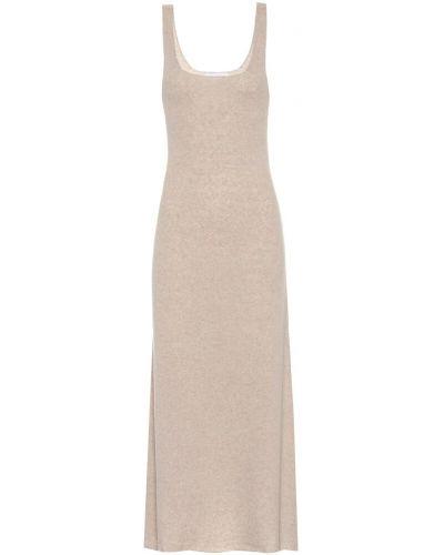 Вязаное платье миди свободного кроя Ryan Roche