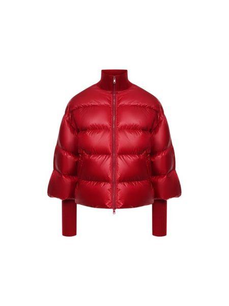 Дутая куртка пуховый с манжетами Redvalentino