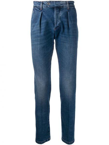 Прямые джинсы с жемчугом с карманами Entre Amis