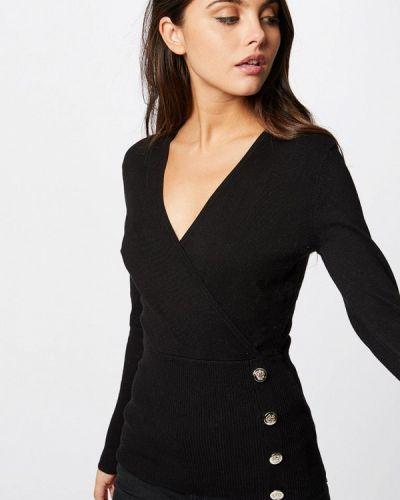 Черный пуловер 2018 Morgan