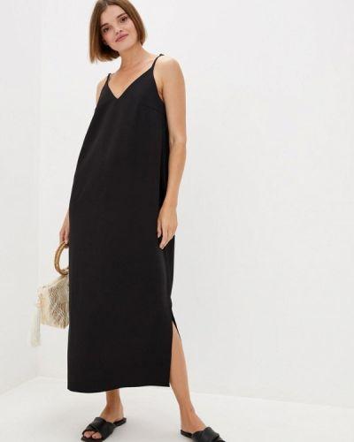Черное платье 7arrows