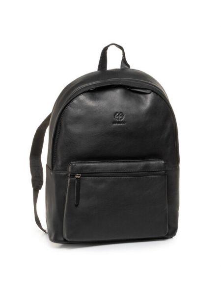 Czarny plecak Strellson