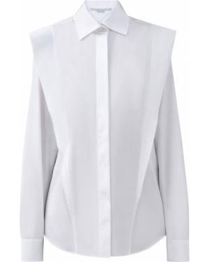 Классическая рубашка белая на пуговицах Stella Mccartney