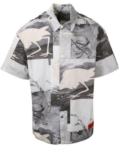 Koszula - szara Heron Preston