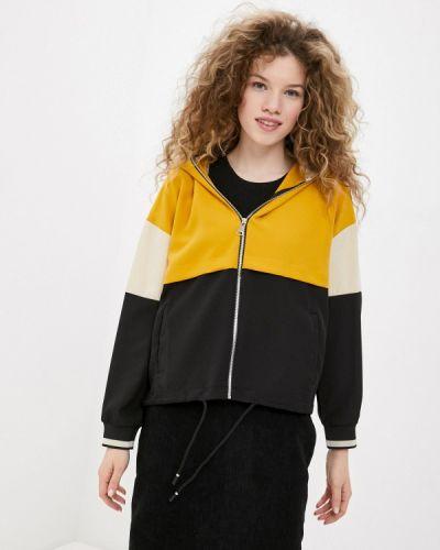 Облегченная желтая куртка Adrixx