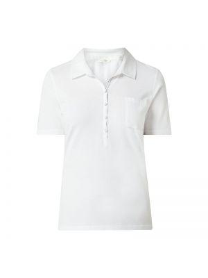 Biały t-shirt bawełniany Marc O'polo