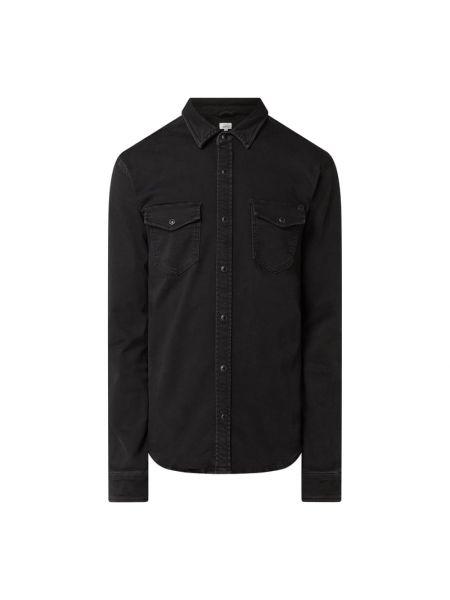 Koszula jeansowa - czarna Pepe Jeans