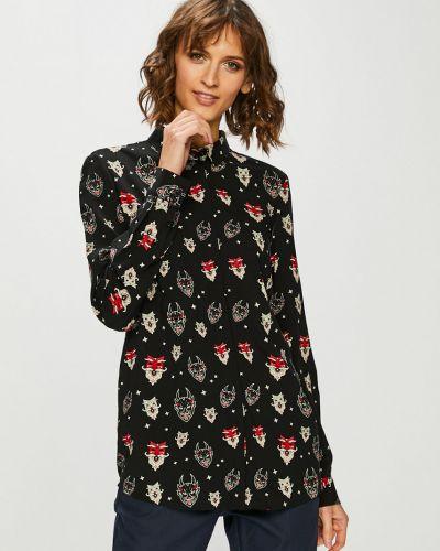 Блузка с длинным рукавом свободного кроя с манжетами Medicine