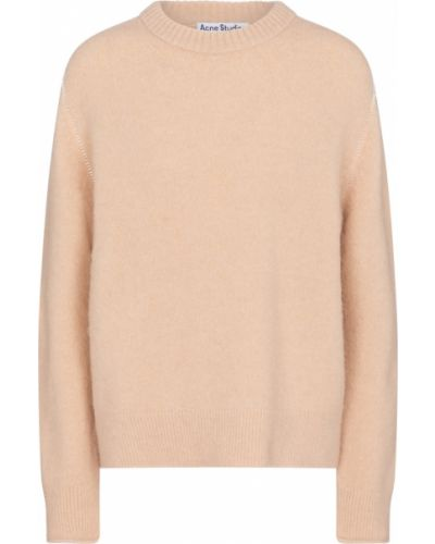 Sweter, beżowy Acne Studios