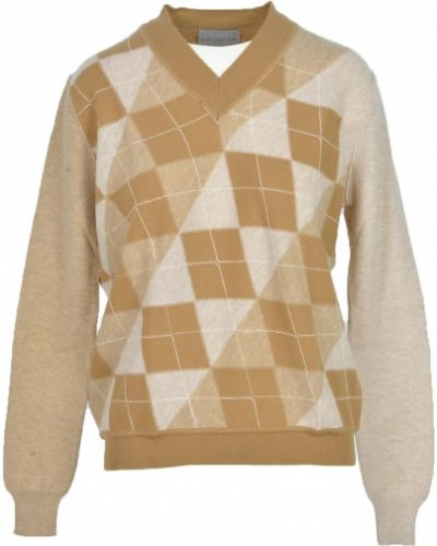 Beżowy sweter Ballantyne