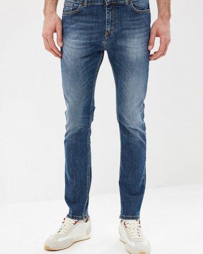 Голубые джинсы-скинни Ice Play