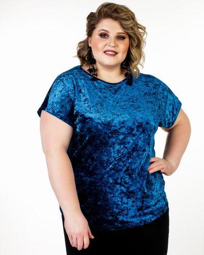 Блузка с короткими рукавами Jetti-plus