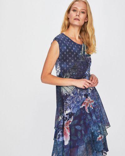 Платье миди мини расклешенное Desigual