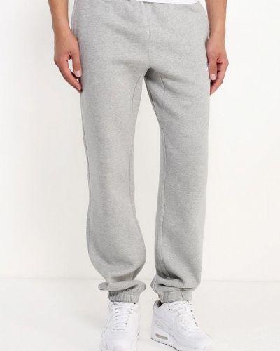 Серые спортивные брюки Nike