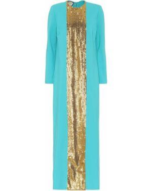 Летнее платье с пайетками весеннее Gucci