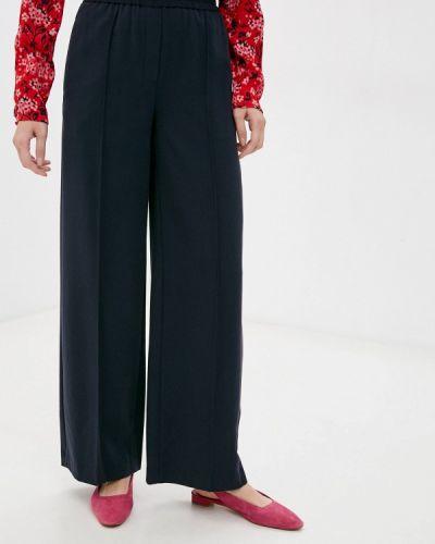 Синие брюки свободного кроя Marks & Spencer