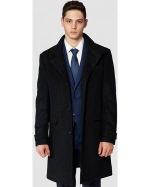 Пальто - синее Arber