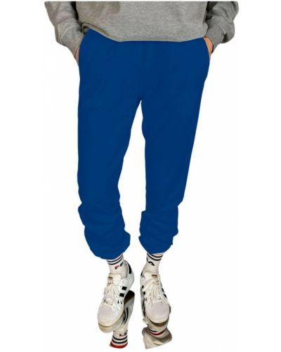 Niebieskie joggery Nunoo