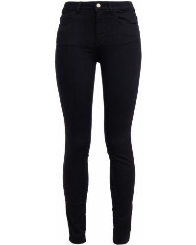 Джинсовые зауженные джинсы - черные Claudie Pierlot