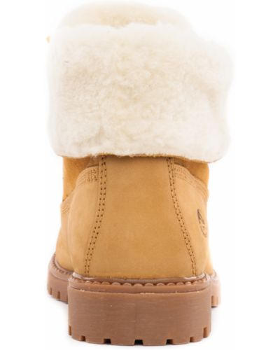 Ботинки - розовые Lumberjack